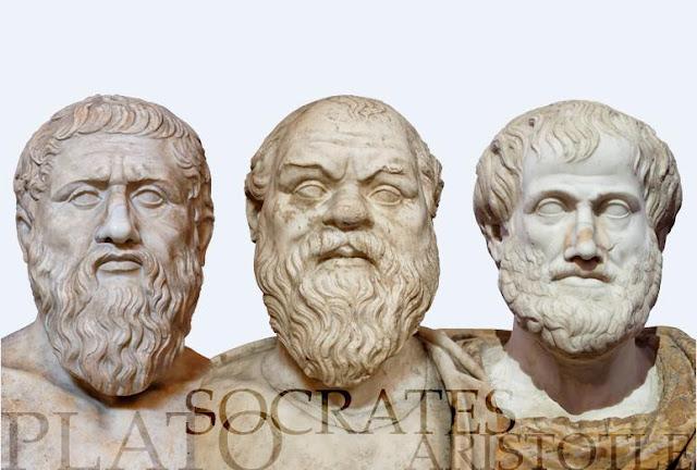 Αρχαίοι Έλληνες, οι τολμηροί πρόδρομοι της μονοθεΐας.