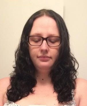 About 3 Months Before Visiting Esalon I Had Colored My Hair A Blue Black It Did Not Turn Out Great And Left In Very Bad Condition