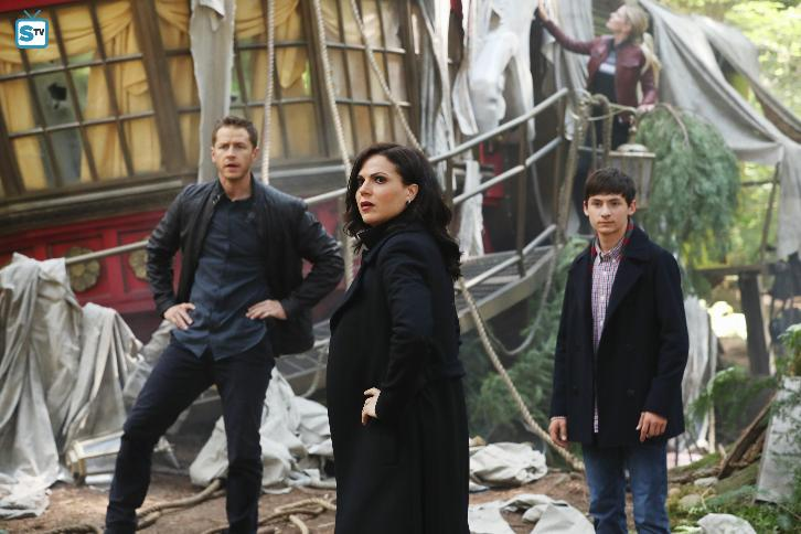 Once Upon a Time - Episode 6.01 - The Savior - Sneak Peeks, Script Teases, Promotional Photos & Press Release