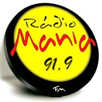 Ouvir agora Rádio Mania 91,9 FM - Volta Redonda / RJ