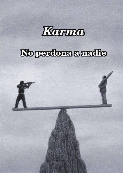 representacion grafica karma
