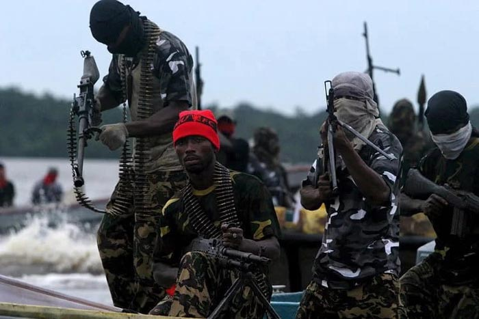 Niger Delta Avengers: We are fighting for freedom, not for politics