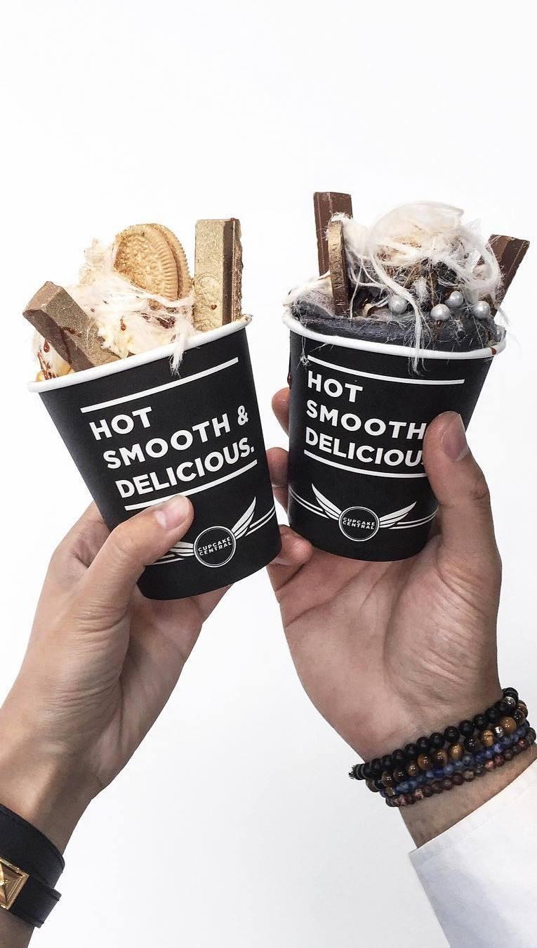 hot smooth & delicious