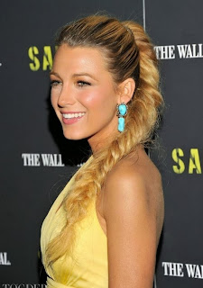 Bollywood Ponytail Ideas