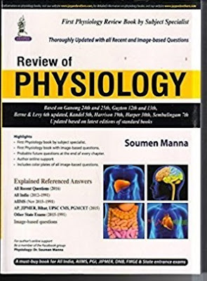 Download Free Physiology Book for MBBS 1st Year PDF