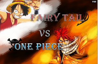 One Piece Vs Fairy Tail 0.9