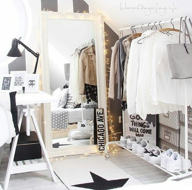 Fashion Room Decor Inspirations