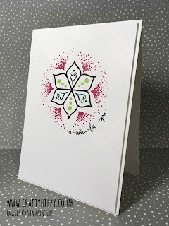 Create seriously grown up cards with the elegant Eastern Beauty Stamp Set from Stampin' Up! UK