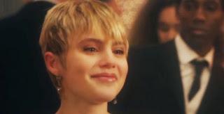 Foto de la película de Mia Rinaldi, una antagonista de la saga.