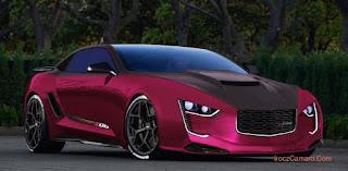2018 Chevy IROC-Z Camaro Galerie d'exposition automobile