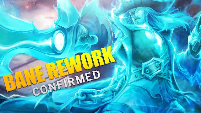 Bane Mobile Legends Di-Revamp, Ini Dia Skill-Skill Terbarunya