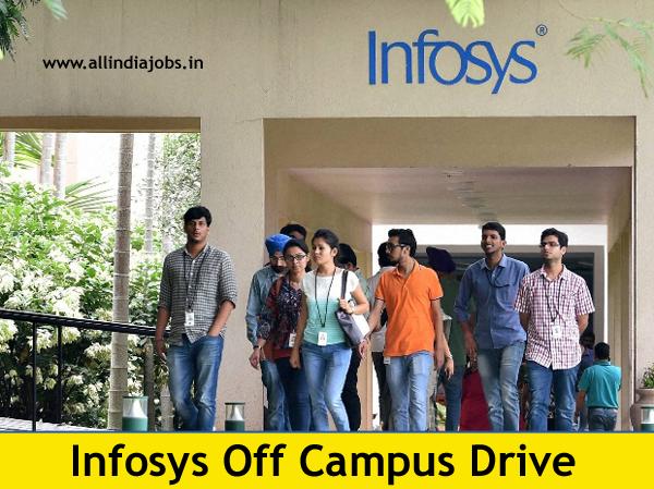 Infosys Off Campus