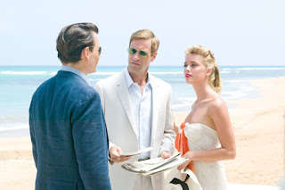 the rum diary-johnny depp-aaron eckhart-amber heard