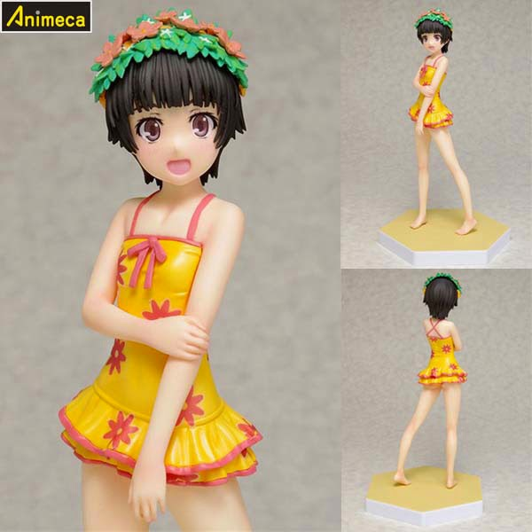 KAZARI UIHARU BEACH QUEENS FIGURE Toaru Kagaku no Railgun S WAVE