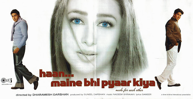 Haan Maine Bhi Pyaar Kiya Hai 2002 720p 480p HDRip Hindi x264 R!skY