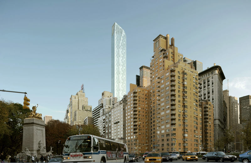 One57 Three New Renderings Of York S Famous Building Under Construction Aecdp Ctbuh