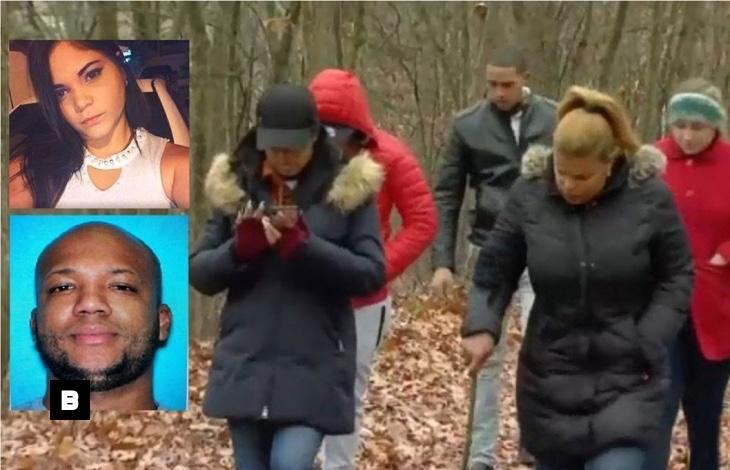 Policías y brigadas comunitarias buscan dominicana desaparecida en Connecticut