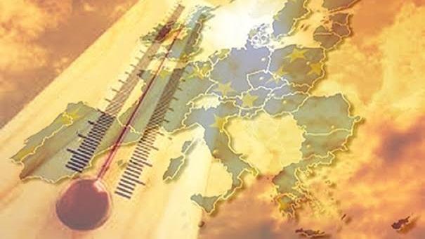 Η Ευρώπη στο «κόκκινο»