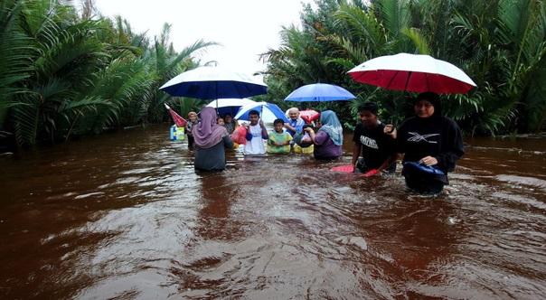 Bertambah, 1,665 mangsa banjir di 18 pusat pemindahan Pahang