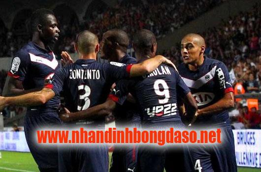Dijon vs Bordeaux www.nhandinhbongdaso.net