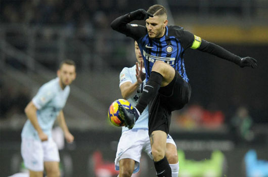 """Video Inter Milan – Lazio: Vận đen luân phiên và penalty bị """"đánh cắp"""""""