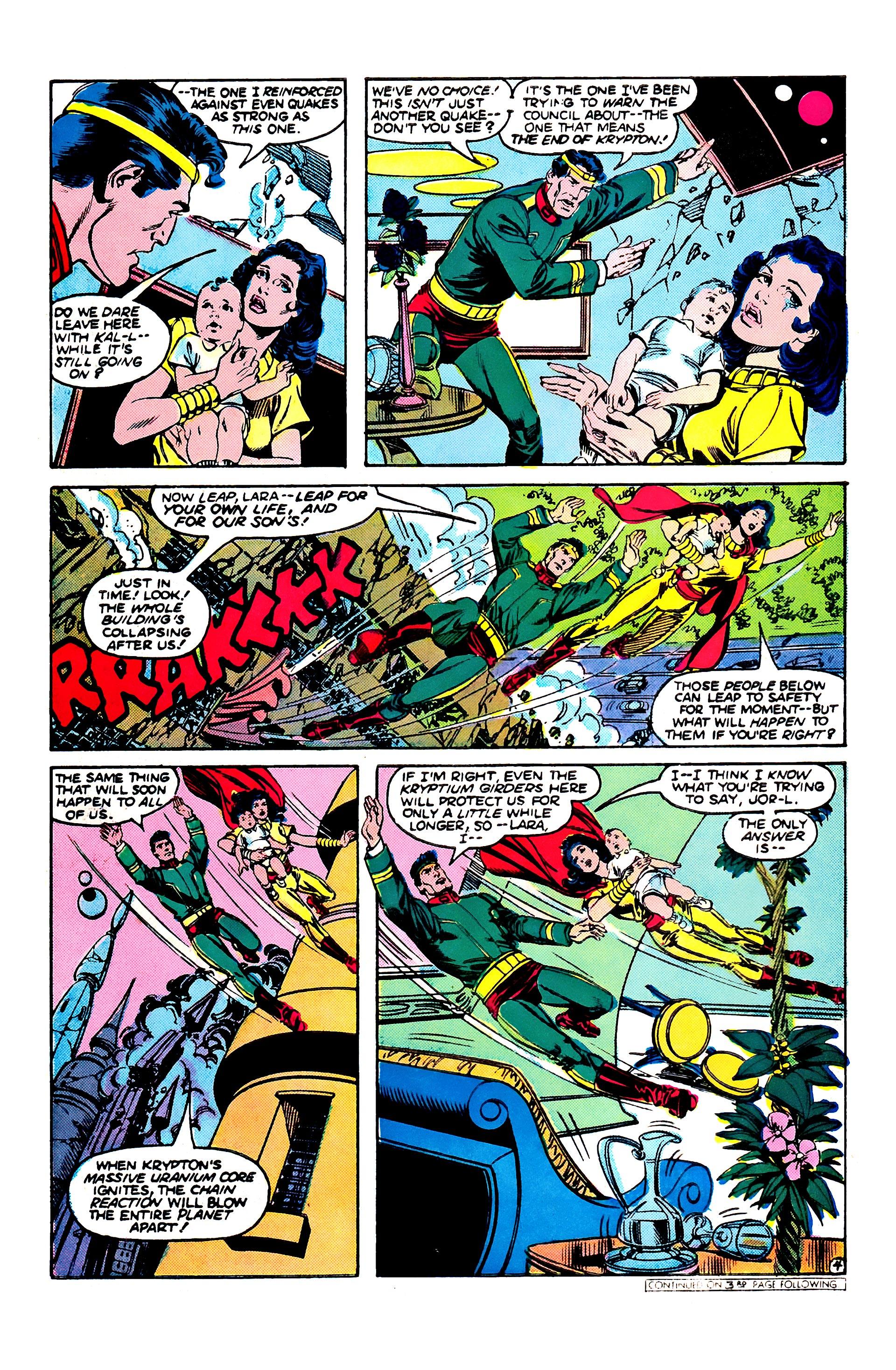 Read online Secret Origins (1986) comic -  Issue #1 - 6