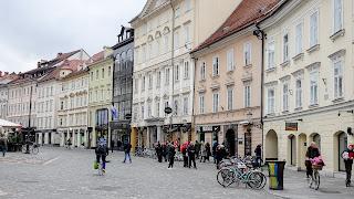 Old town Ljubliana