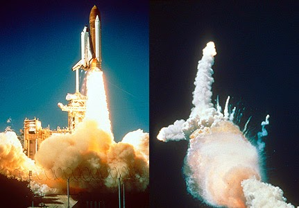 MuonRay: Richard Feynman's NASA Space Shuttle Challenger ...