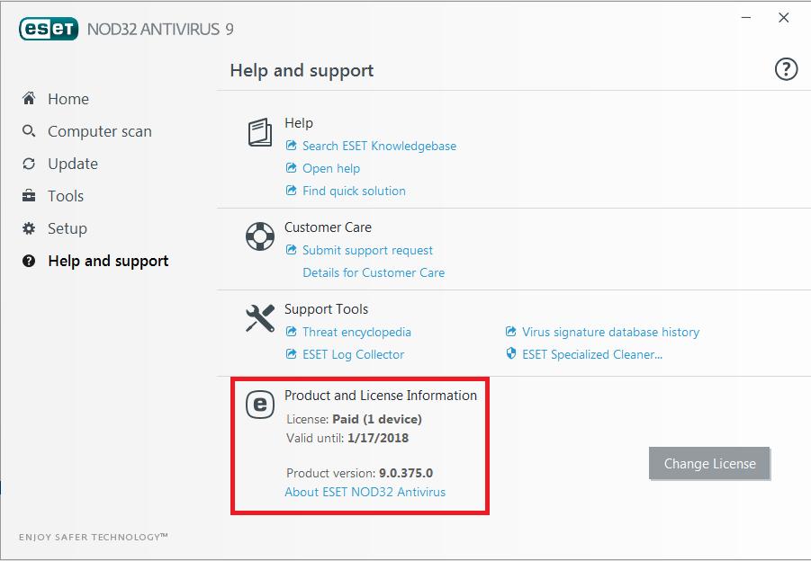 Download Eset Nod32 Antivirus Amp Smart Security 9 0 375 0