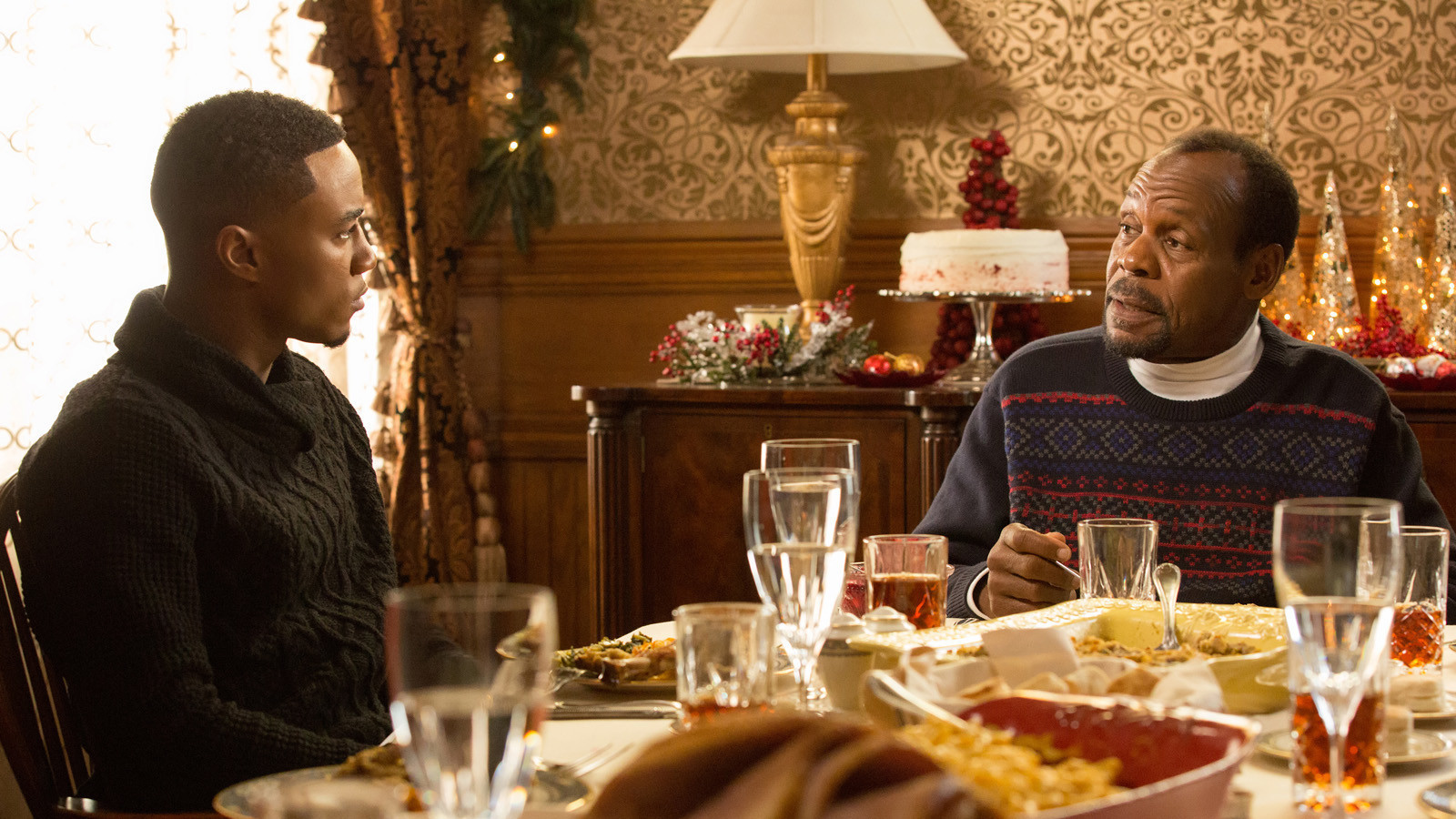 Adoption at the Movies : Almost Christmas Adoption Movie Review
