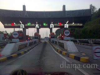 gerbang tol Merak