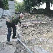 В центре Киева начались раскопки дворца князя Владимира Великого