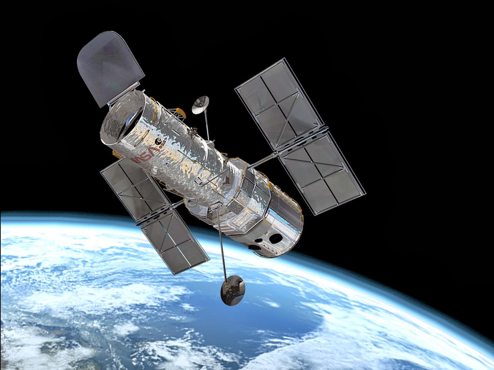 Suburban Spaceman Nasa Hubble Space Telescope Rescue Story