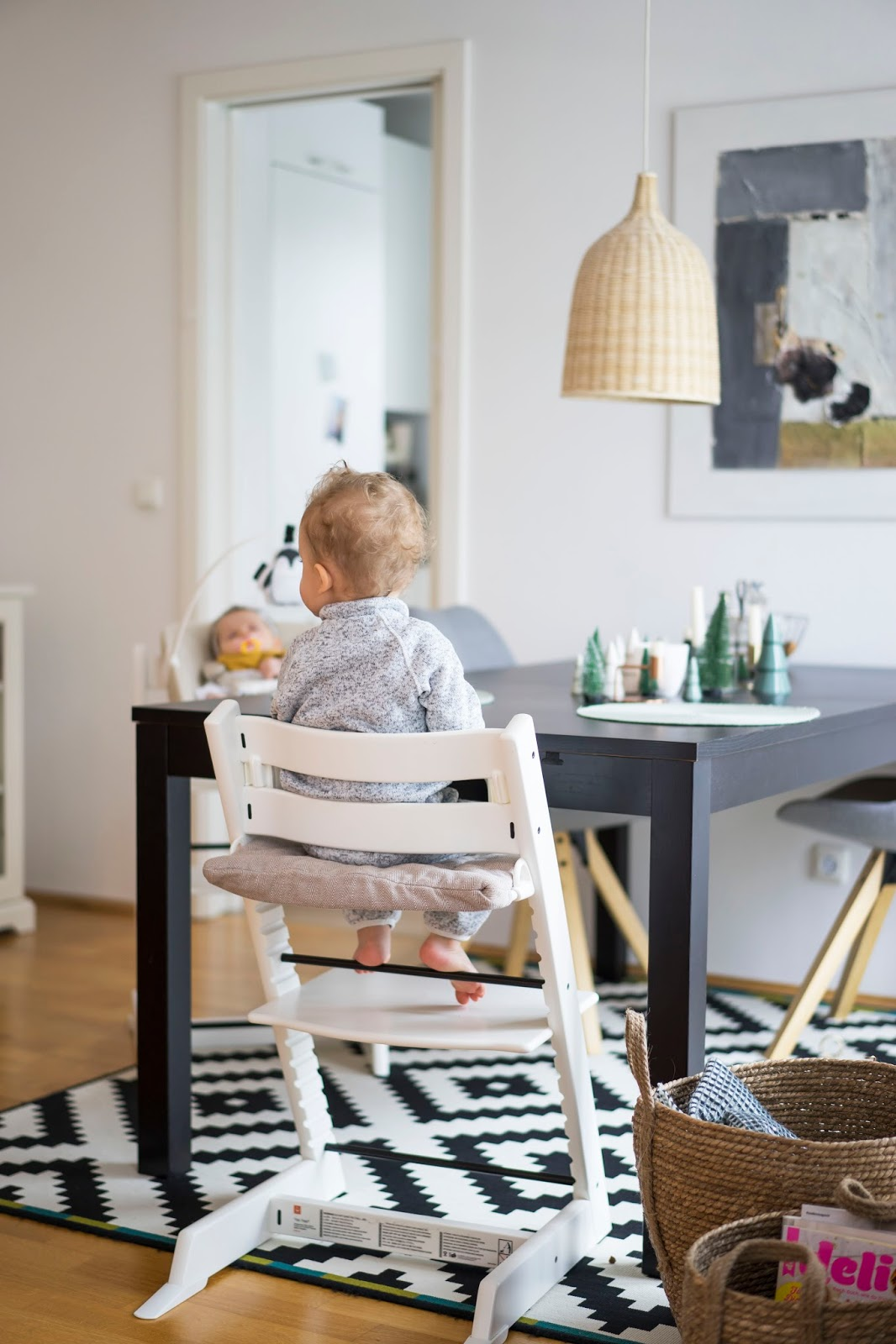 stokke tripp trapp mit newborn set die ganze familie auf. Black Bedroom Furniture Sets. Home Design Ideas