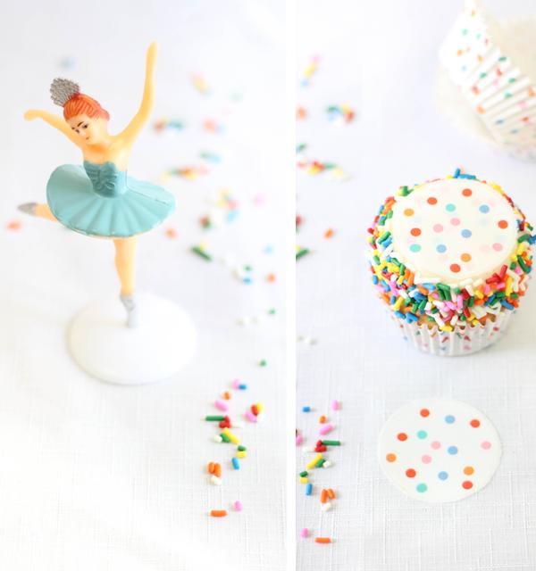 Fairy Bread Party Cake