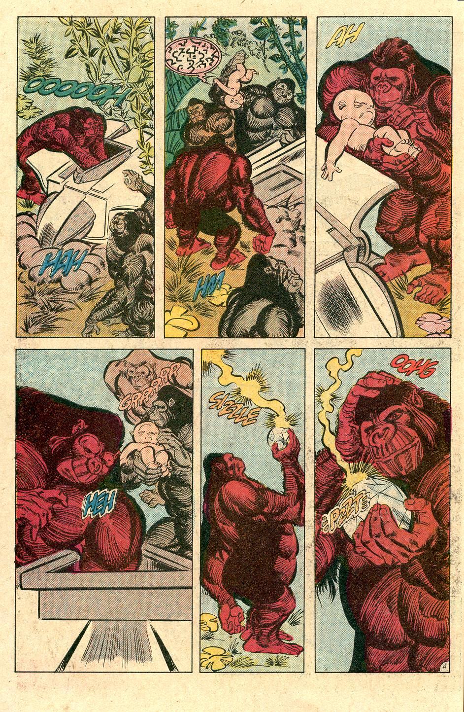 Read online Secret Origins (1986) comic -  Issue #40 - 5