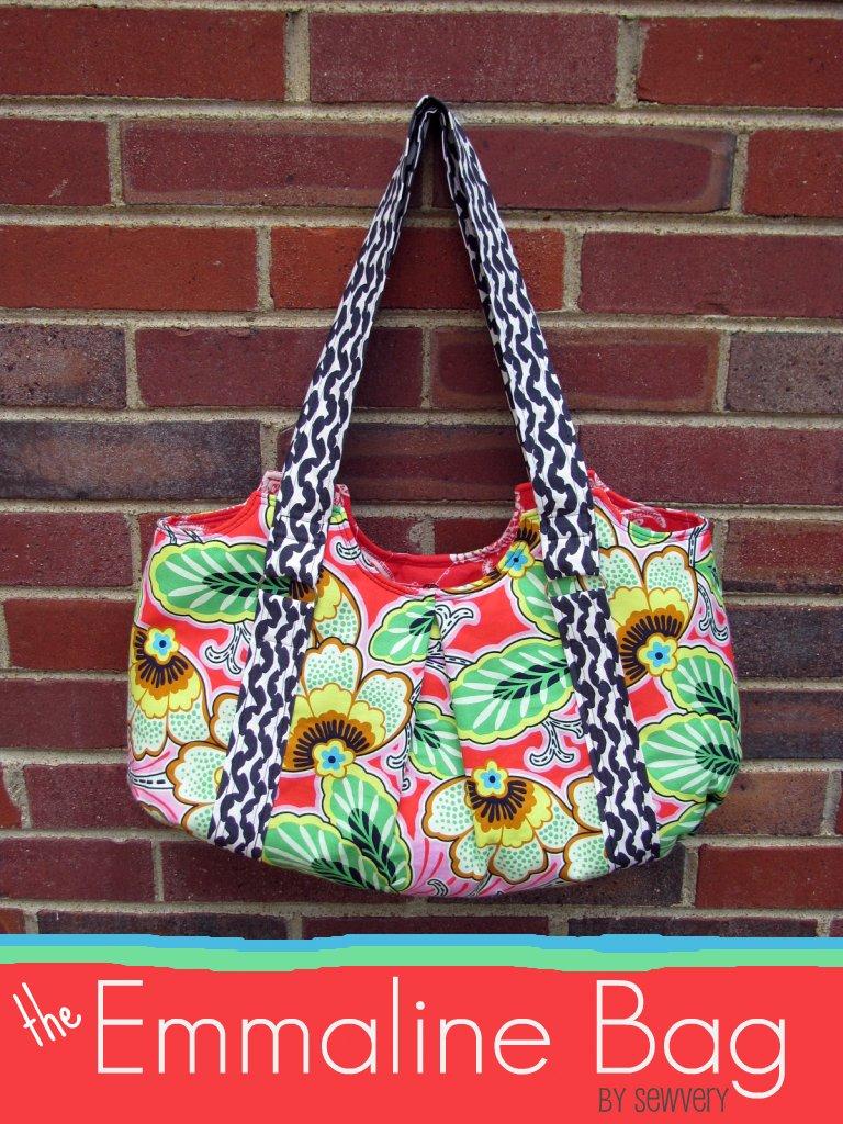 Sewvery My Emmaline Bag