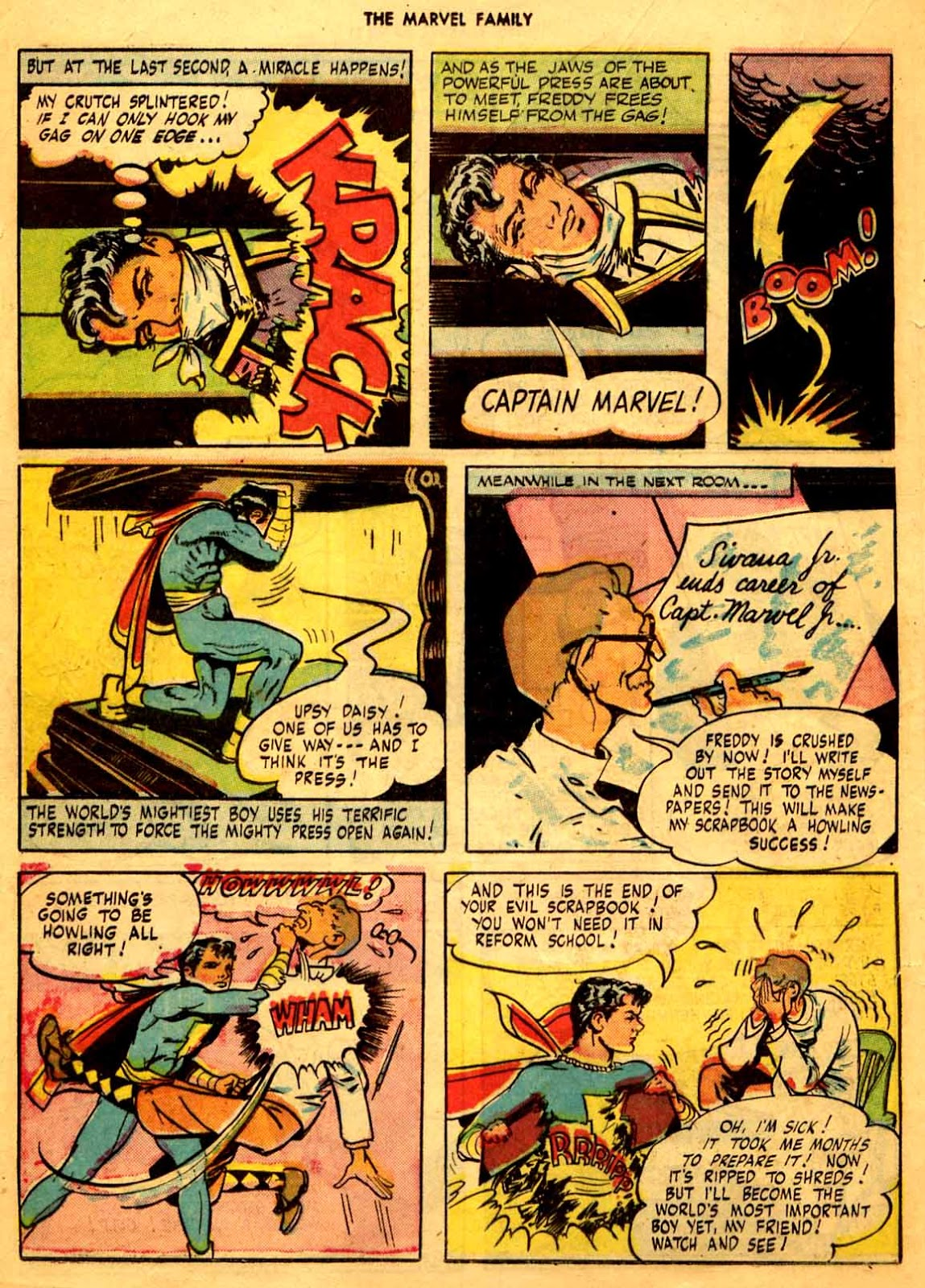 The Marvel Family issue 9 - Page 28