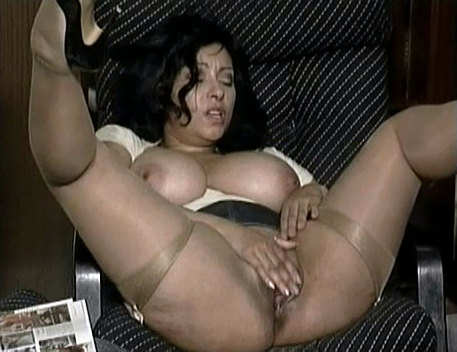 busty horny mom masturbating on chair to magazine mother son incest