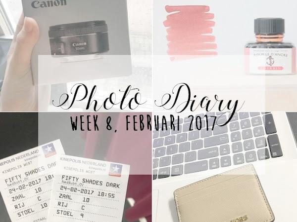 Photo Diary Week 8, februari 2017