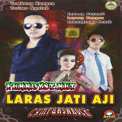Campursari Laras Jati Aji Campursarock (2016) Album cover