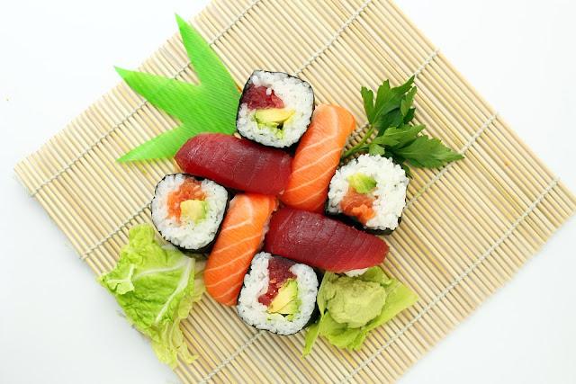 7 Manfaat Shushi, makanan pencegah kanker