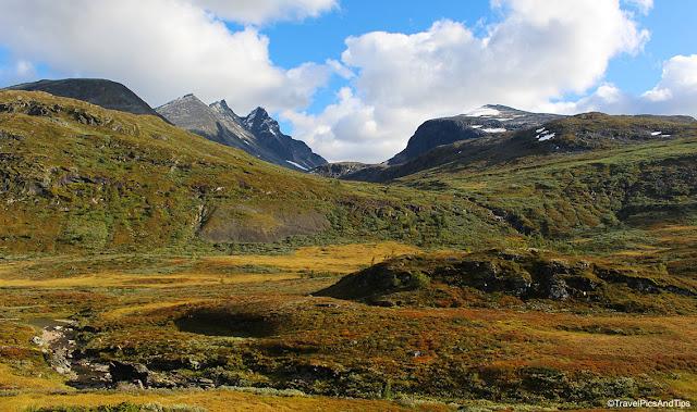 Route 55 Sognefjellet, Norvège du sud