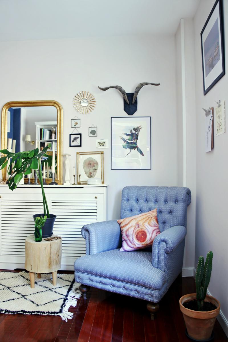 Decorar con cuadros y plantas hampton sc for Modelar muebles