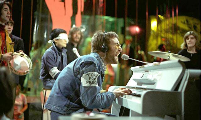 Un Clásico: John Lennon - Instant Karma!