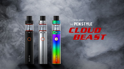 SMOK Stick V8 Kit—the Pen Style Cloud Beast