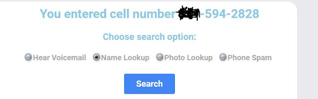 شرح أداة مجانية على الأنترنت لتحديد هوية و إسم المتصل