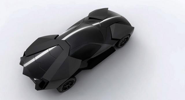 2016 Lamborghini Ankonian Concept Design