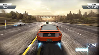 Need For Speed: Most Wanted Mod Apk + Data Obb v1.3.112 Offline Game