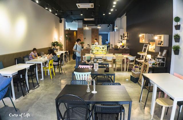 Vegetarian Kitchen 一棵树 @ Golden Triangle, Jalan Paya Terubong, Penang